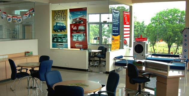 Maruti Suzuki Showroom In Rohini