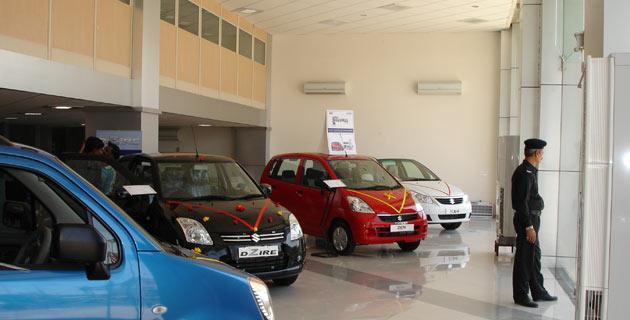 Maruti Suzuki Service Center Jaipur