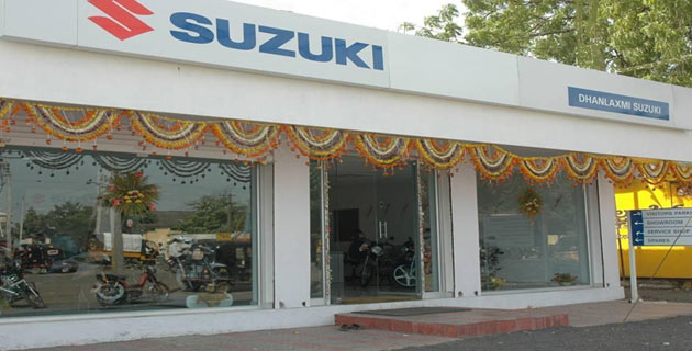 Suzuki Motorcycle India Pvt Ltd Corporate Office
