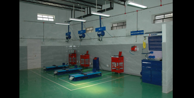Automotive Showrooms & Service Centers | Anil Chugh